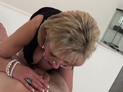 Unfaithful English Milf Gill Ellis Shows Off Her Big Tits