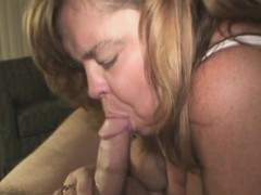 Chubby Street Whore Showing Off Her Blowjob Skills